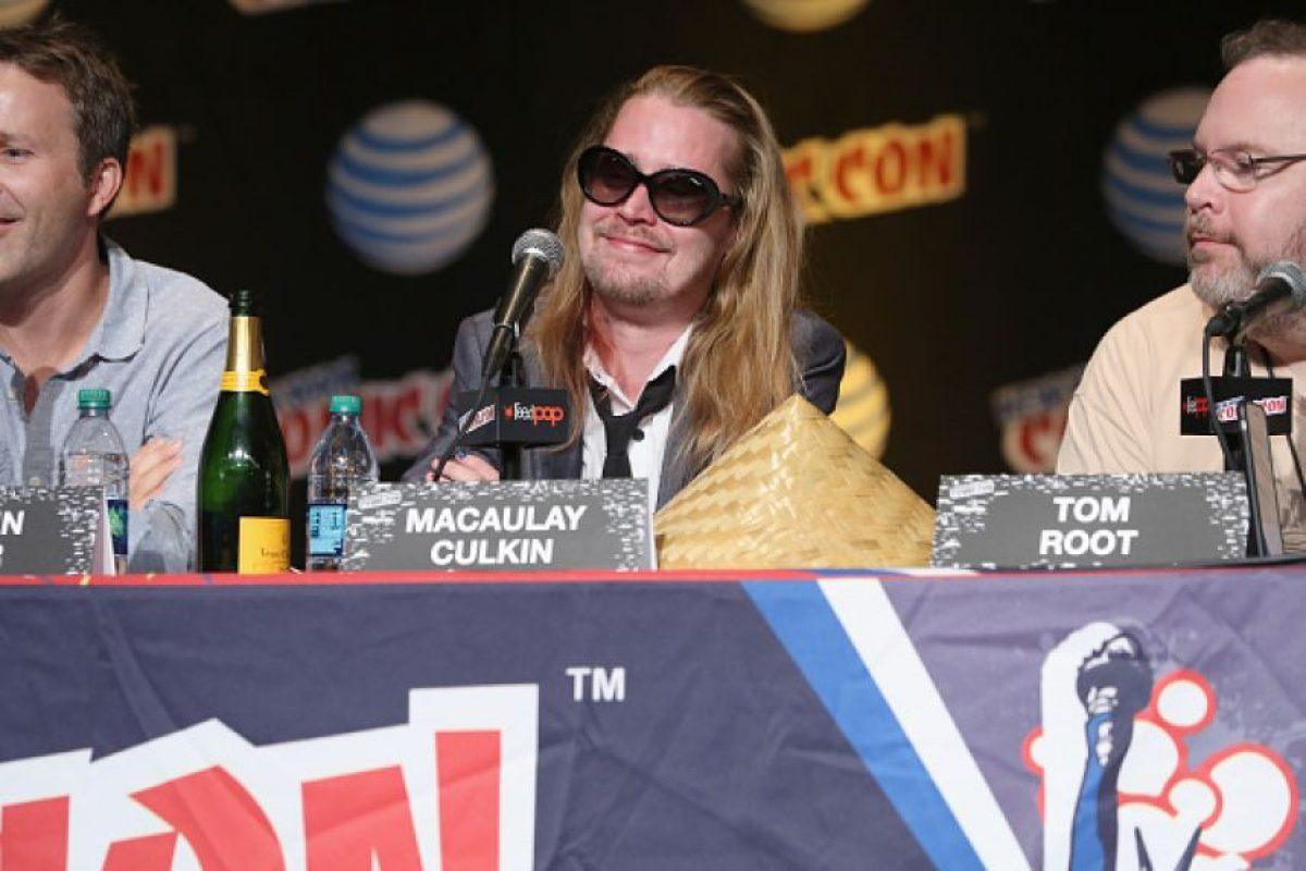 Recientemente se recuperó de su adicción a las drogas y ha participado en proyectos como actor y cantante. Foto:Gettyimages