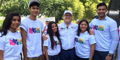 El gobernador Graco Ramírez estuvo presente en el evento Foto:Especial
