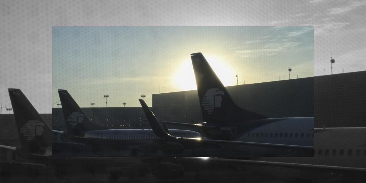 Aeropuertos se declaran listos para atender pasajeros en periodo vacacional
