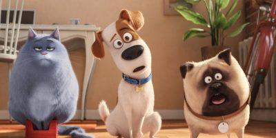 """""""La vida secreta de tus mascotas"""" arrasa en taquilla Foto:IMDb"""