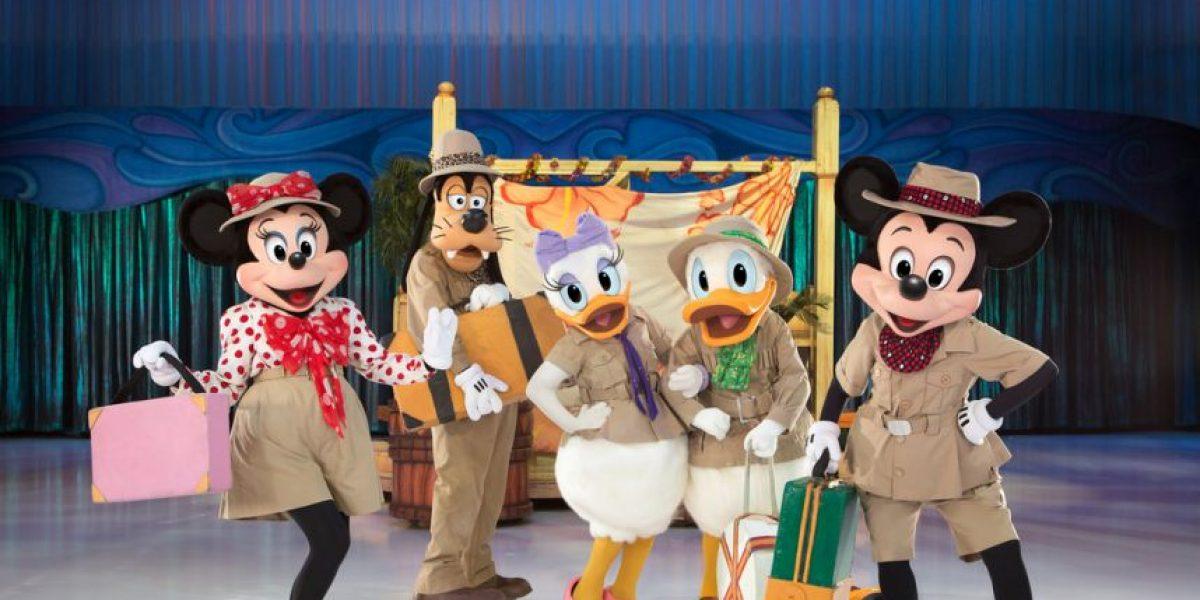 Disney On Ice, listo para refrescar el verano en México
