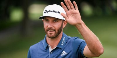 Dustin Johnson, número dos del mundo. Foto: Getty Images