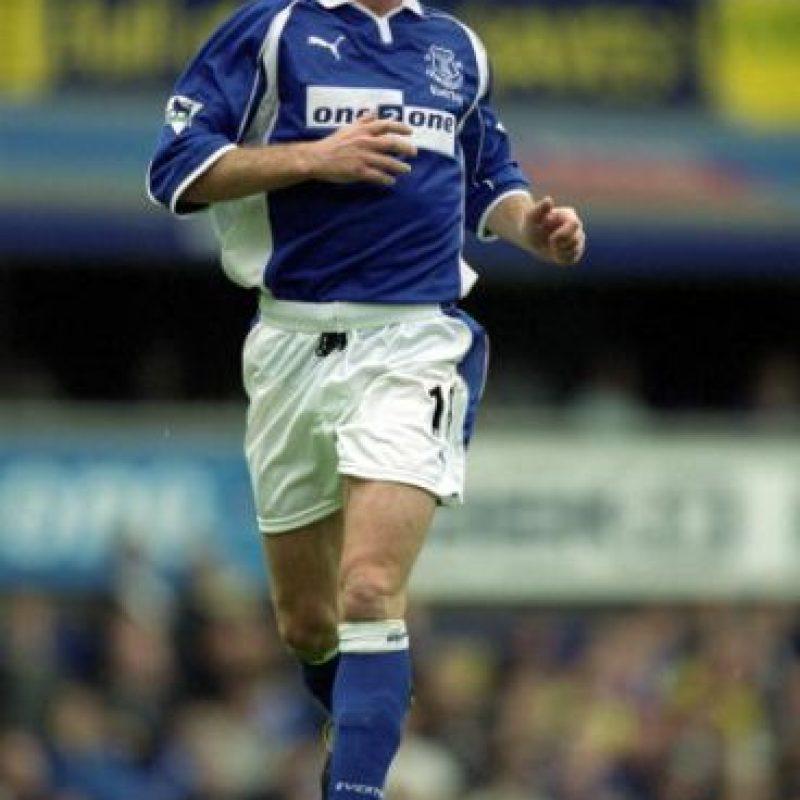 2000: Everton FC sería su nuevo club Foto:Getty Images