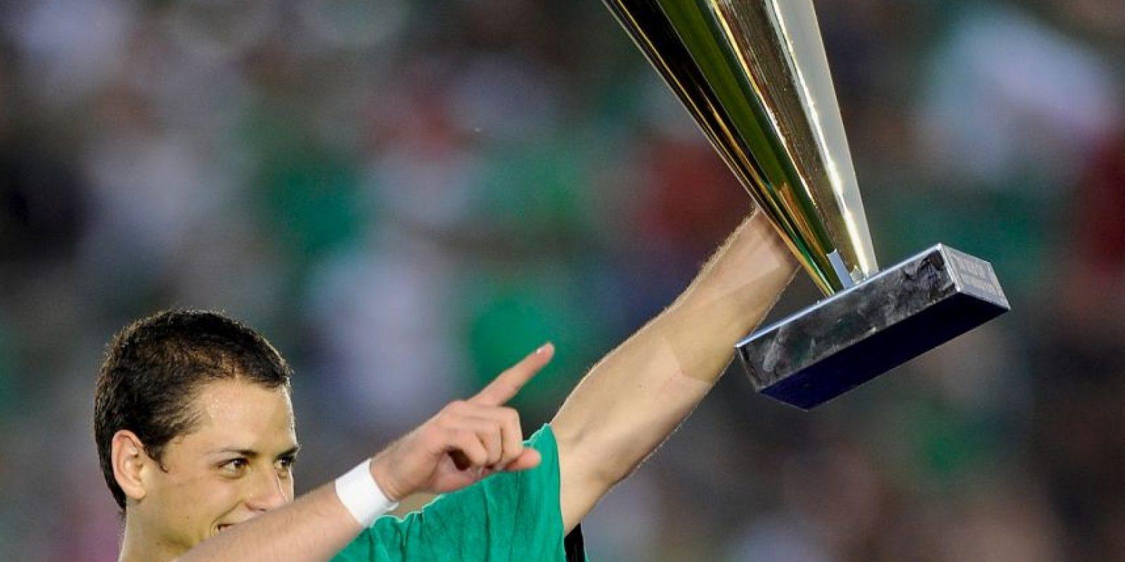 En la Copa de Oro, que tradicionalmente se celebra en Estados Unidos, México ha amargado en tres oportunidades a los locales Foto:Getty Images