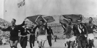 En 1958, Brasil fue hasta Suecia para ganarles el Mundial en su casa Foto:Getty Images