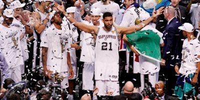Tim Duncan deja el baloncesto profesional a los 40 años Foto:Getty Images