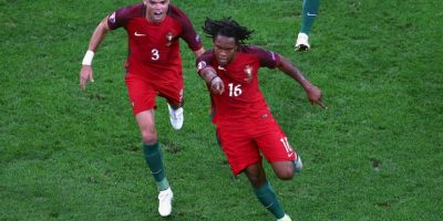 Los cuartos de final los enfrentaron ante Polonia y necesitaron de los penales para desemparejar el 1 a 1 Foto:Getty Images