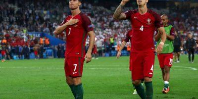 La arenga en los cuartos y el gol en el único triunfo en los 90 minutos Foto:Getty Images
