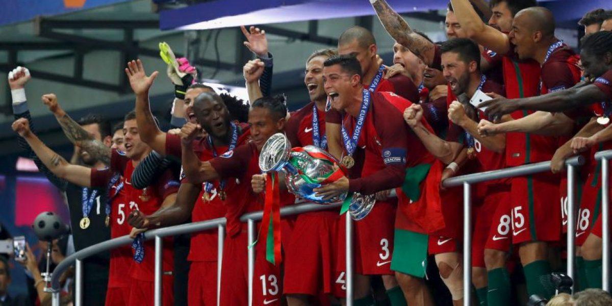 El mediocre camino de Portugal para llegar al título de la Eurocopa