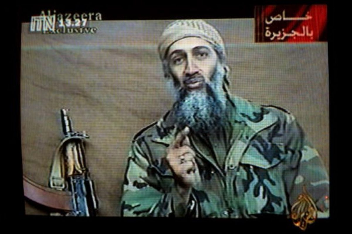 5 datos que probablemente no sabían de Osama Bin Laden Foto: Getty Images