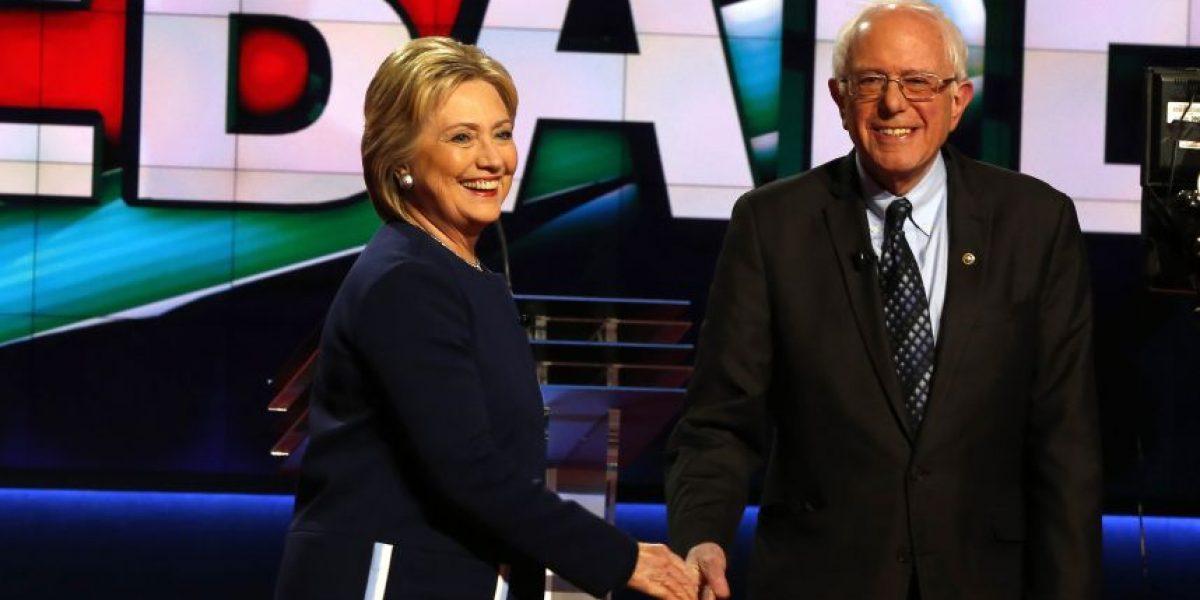 Bernie Sanders da su respaldo a Clinton contra Trump