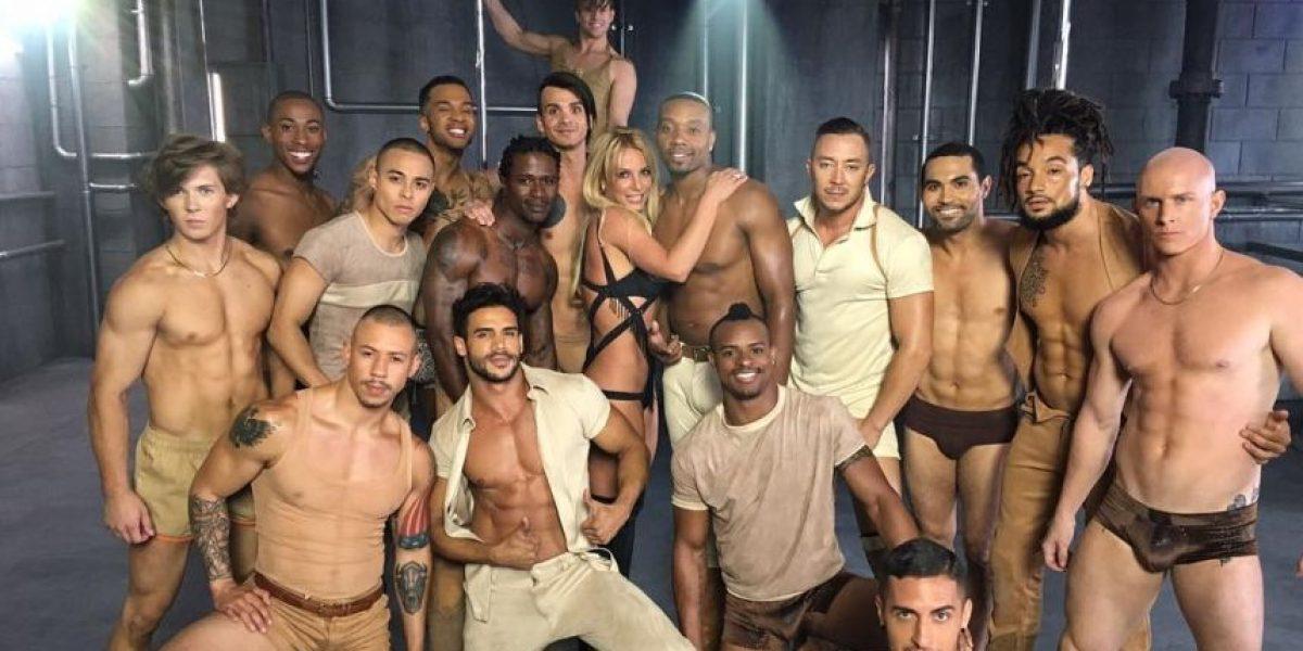 Britney Spears comparte video lencería y su cuerpo es espectacular