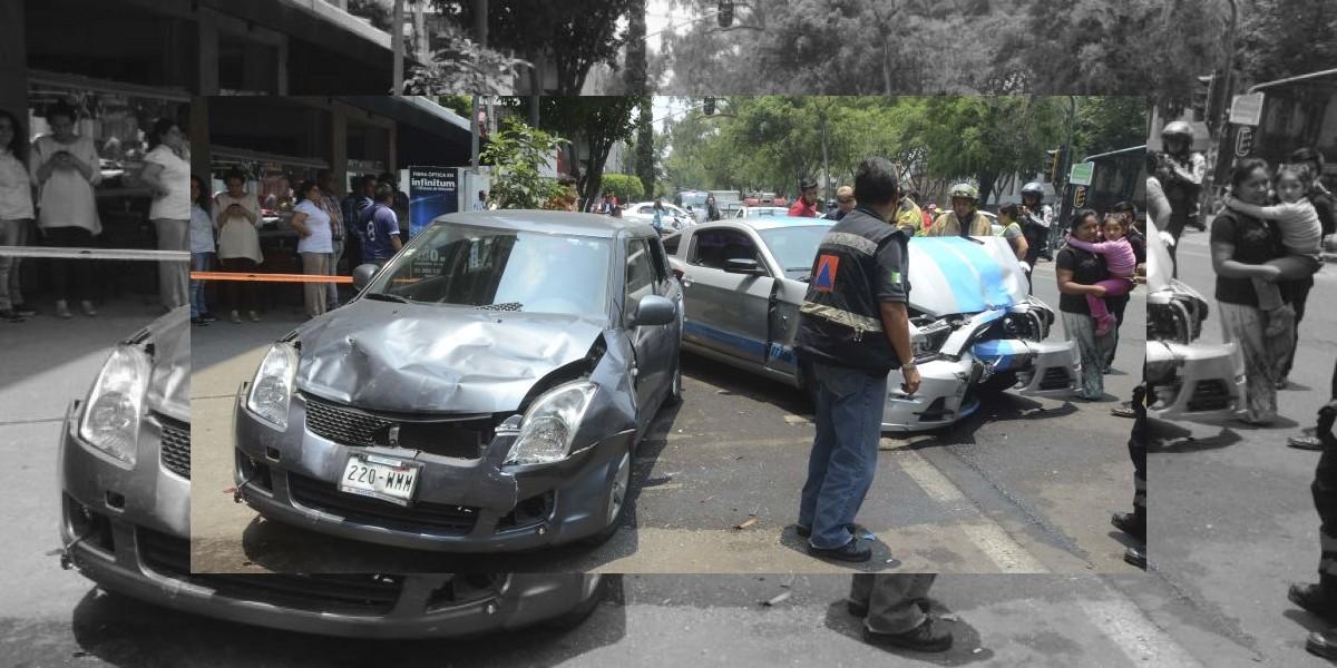 70% de autos en México carecen de seguro