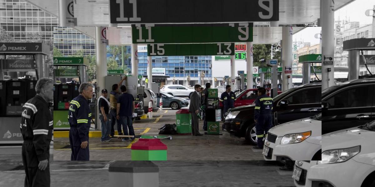 Cofece recomienda modificar el precio de la gasolina