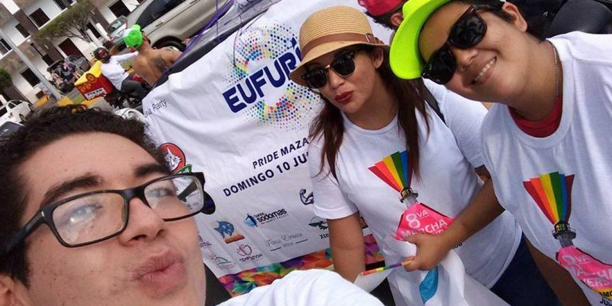 Desfiguran rostro a defensor LGBT en Sinaloa