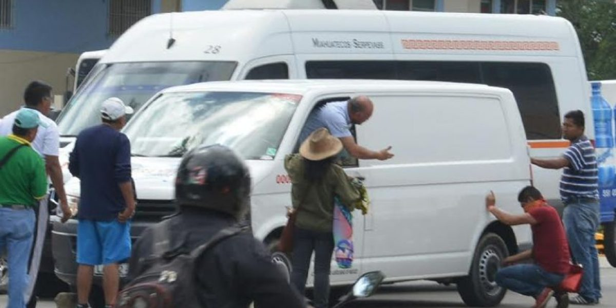 CNTE instala 22 retenes en Oaxaca ante mesa de diálogo con Segob