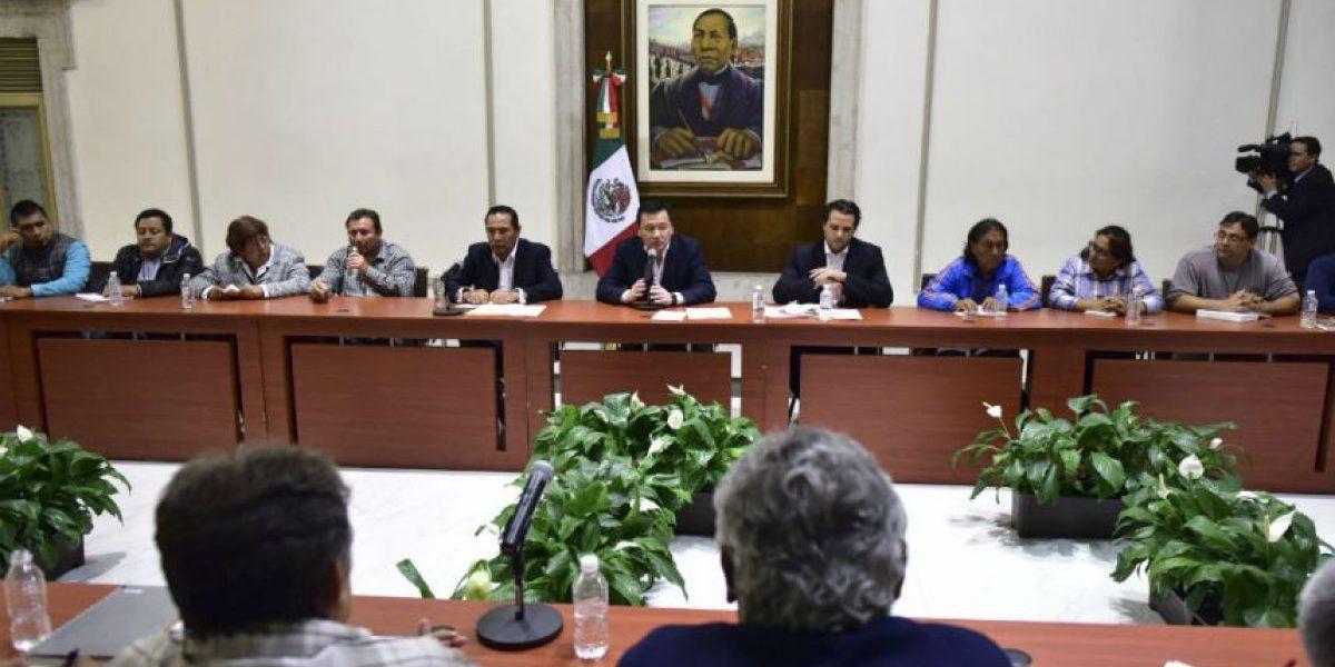 CNTE y Segob marcan ruta para resolver conflicto