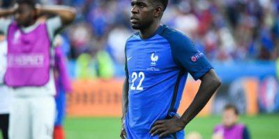 SamuelUmtiti será nuevo jugador del Bracelona Foto:Getty Images