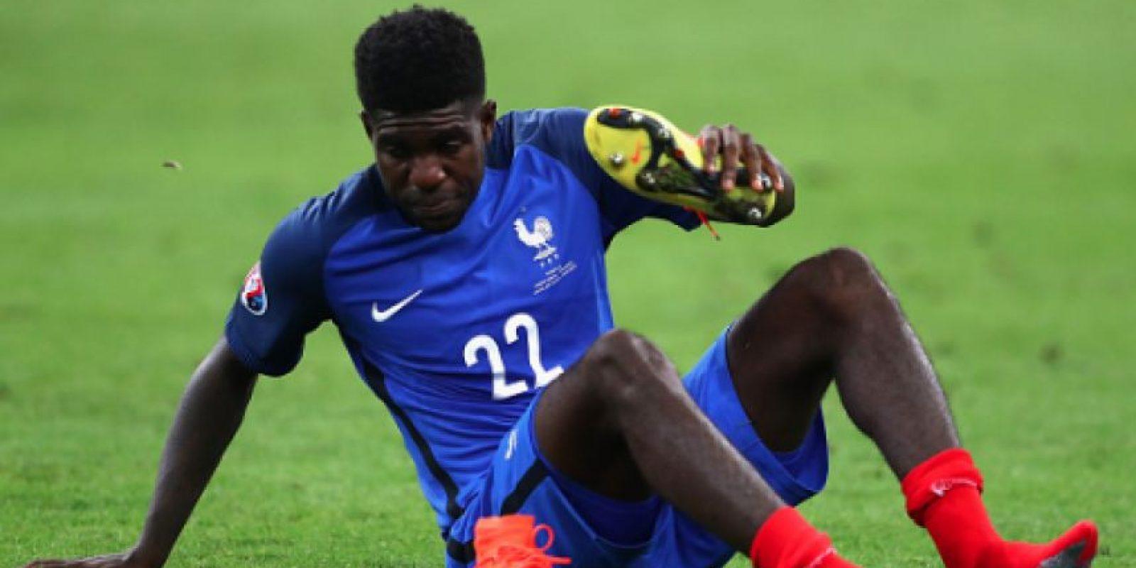 SamuelUmtiti será nuevo jugador del BracelonaSamuelUmtiti será nuevo jugador del Bracelona Foto:Getty Images