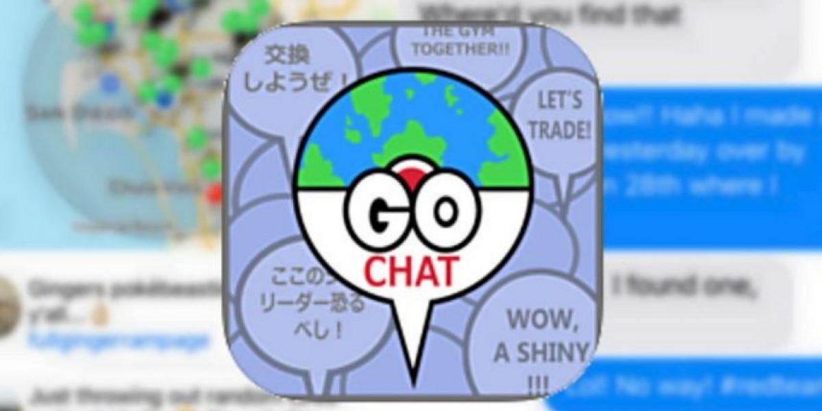 Llegó Go Chat, la app para conversar dentro del juego
