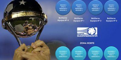 El torneo tendrá a 47 equipos participantes