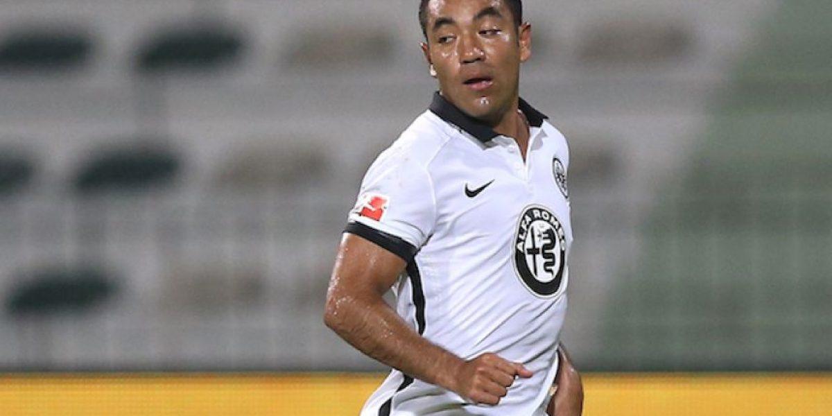Marco Fabián acepta haber tenido muchas discusiones con su entrenador