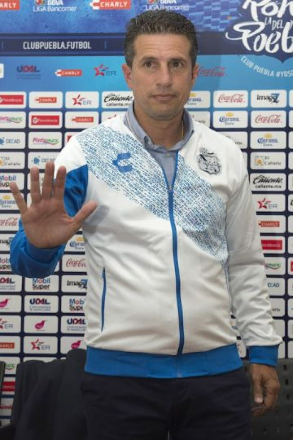 Ricardo Valiño Foto:Mexsport