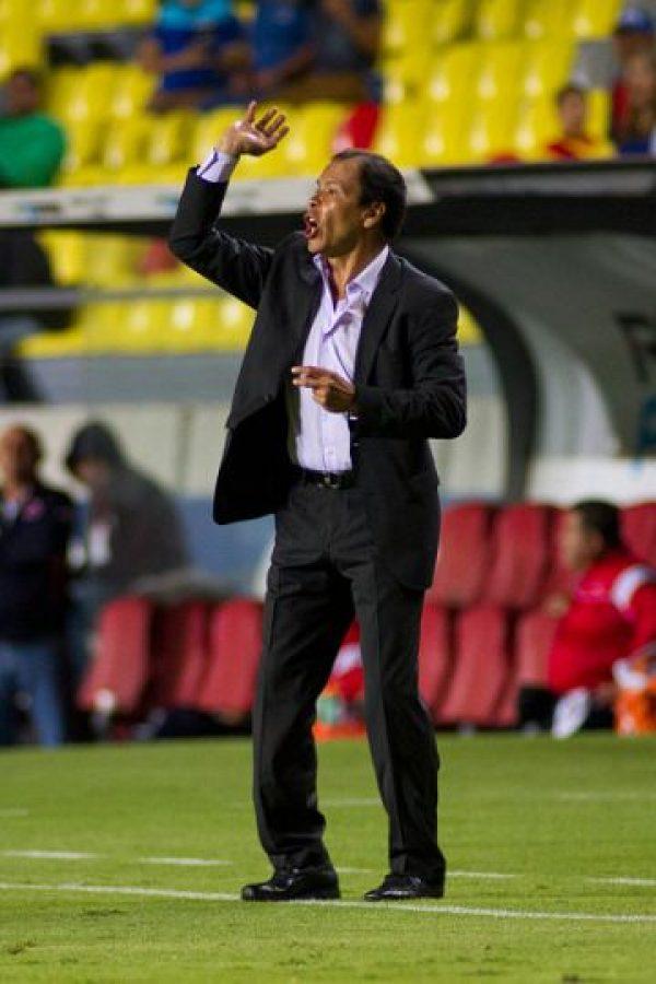 José Guadalupe Cruz Foto:Getty Images