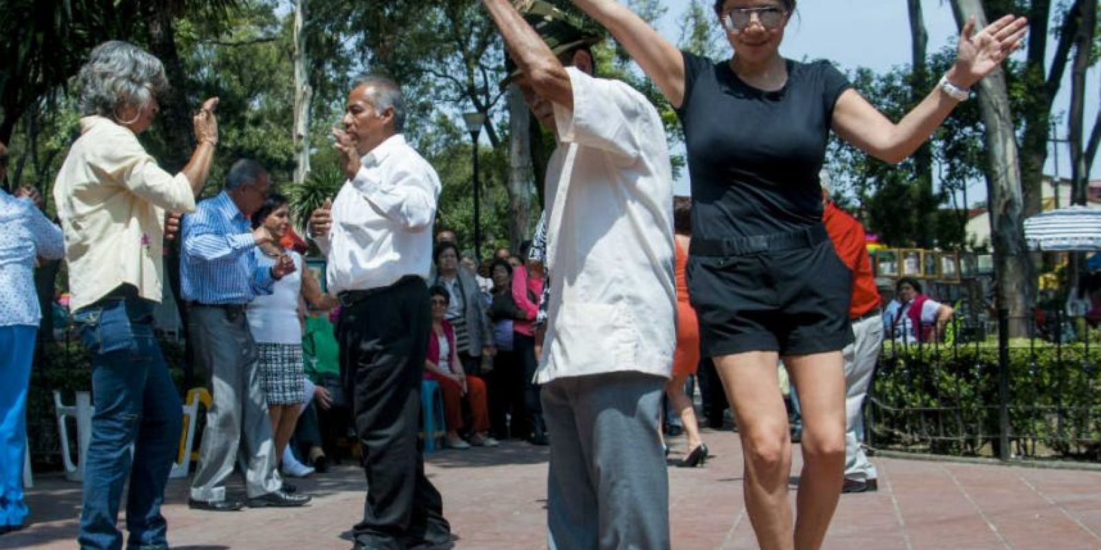 Centro de Coyoacán Foto:Cuartoscuro