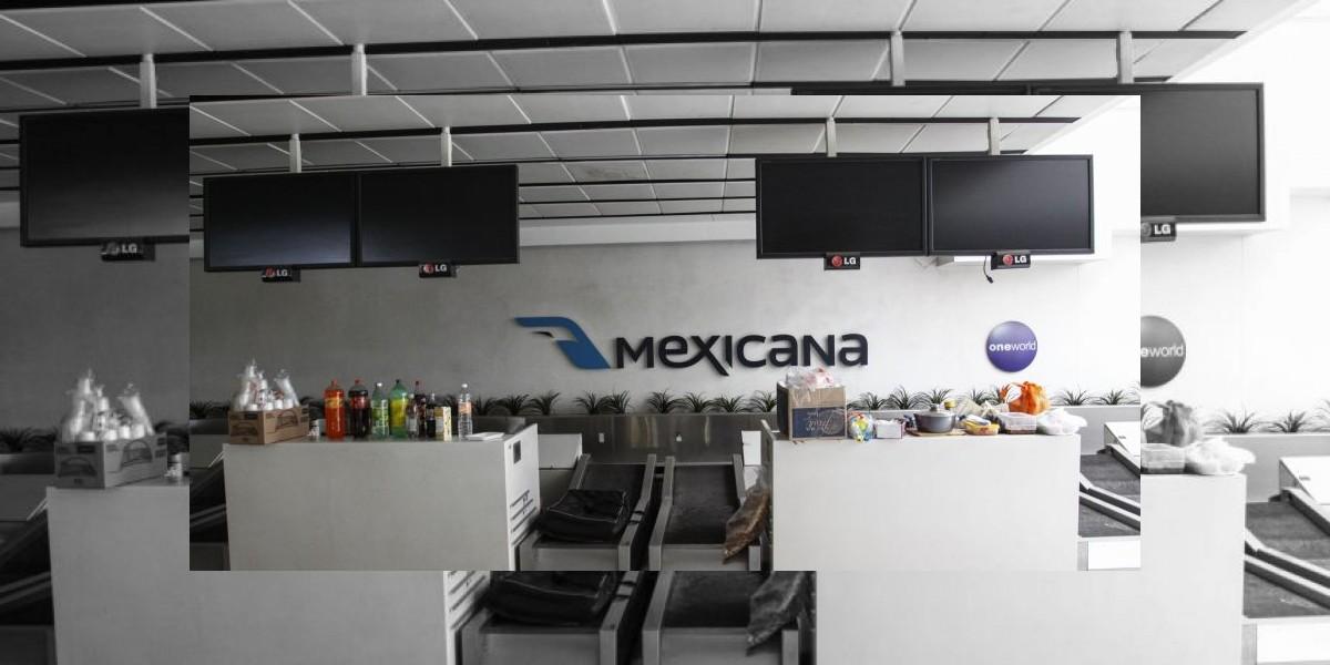 Embargan 80% de los bienes de Mexicana de Aviación