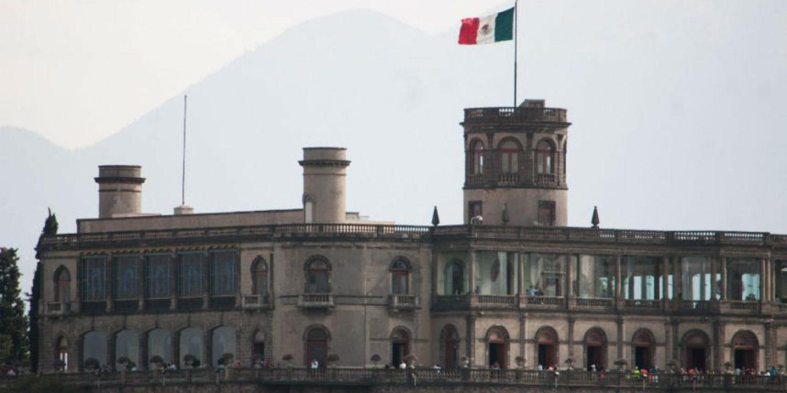 Castillo de Chapultepec Foto:Cuartoscuro