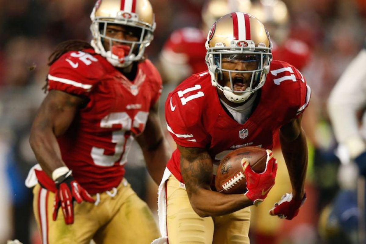 11.- San Francisco 49ers, 2,700 mdd Foto:Getty Images