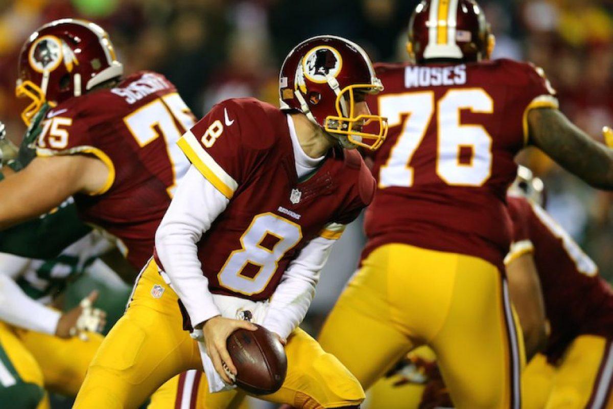 8.- Washington Redskins, 2,800 mdd Foto:Getty Images