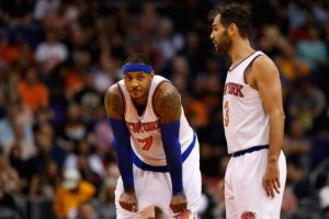 7.- New York Knicks, 3,000 mdd Foto:Getty Images