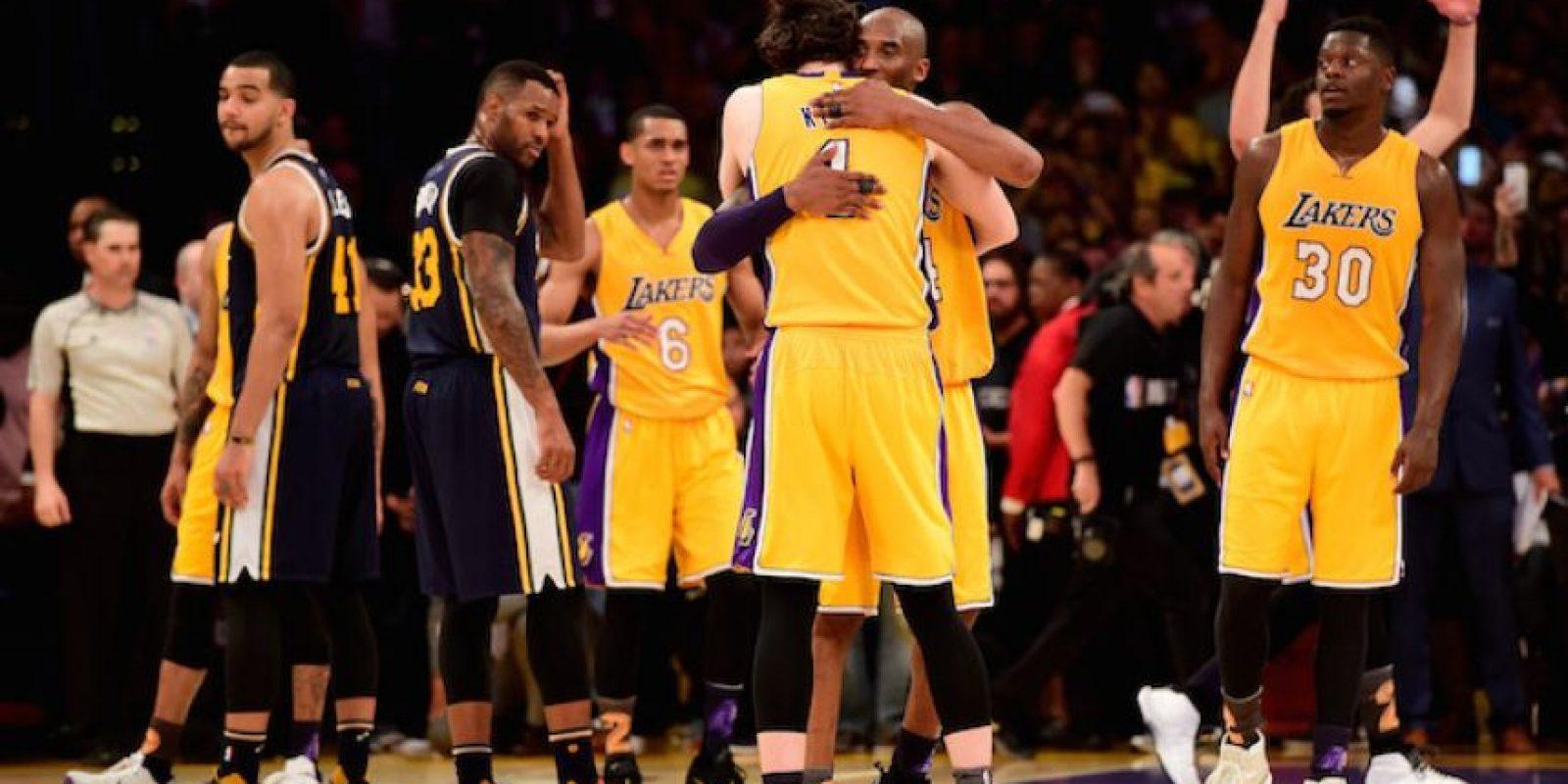 10.- Los Ángeles Lakers, 2,700 mdd Foto:Getty Images