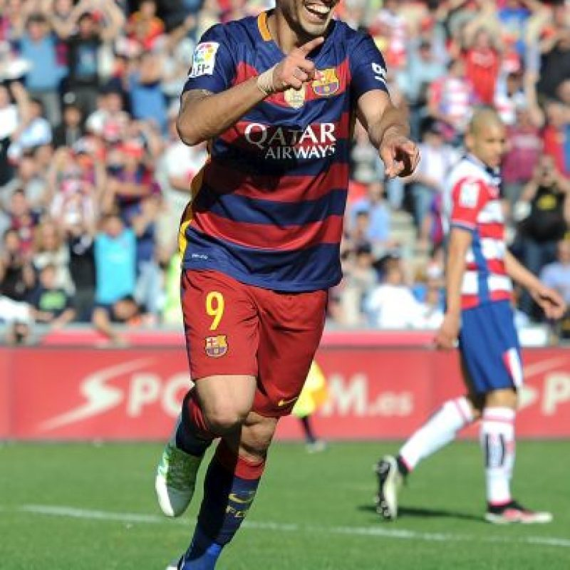 3. Luis Suárez (Barcelona/Uruguay). 100 millones de euros Foto:Getty Images