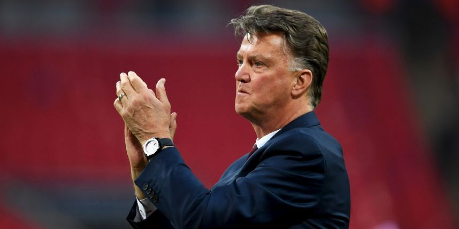9. Louis van Gaal (Sin equipo). 481.33 millones de euros Foto:Getty Images