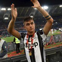 9. Paulo Dybala (Juventus/Argentina). 40 millones de euros Foto:Getty Images