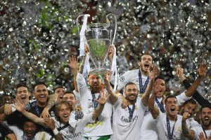 2.- Real Madrid, 3,650 mdd Foto:Getty Images