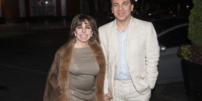 Verónica Castro espera a Lucía Méndez en el teatro y Cristian desea verlas en una telenovela Foto:JDS