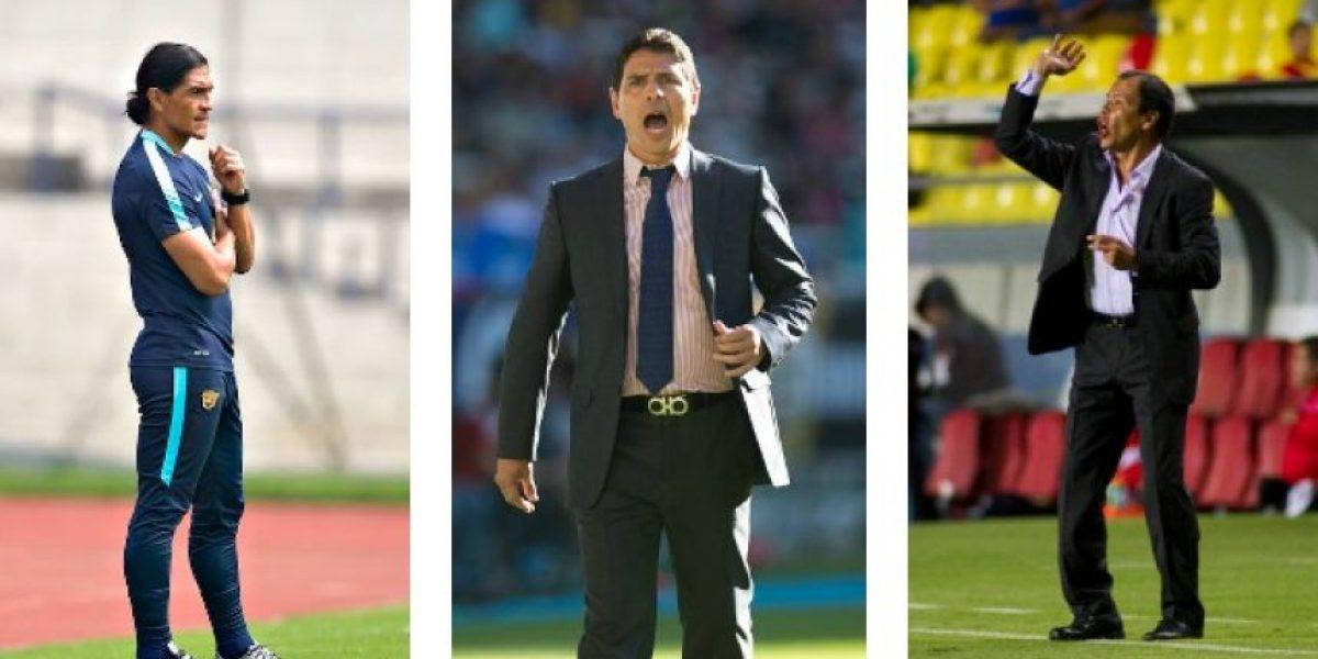 Los nuevos entrenadores del Apertura 2016
