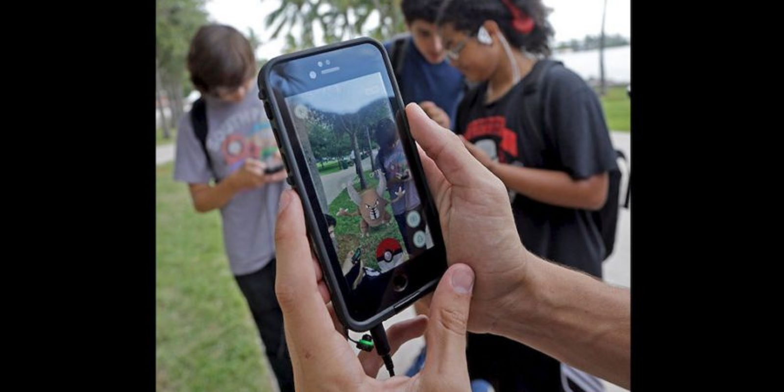 La revolución de Pokemon Go ha llegado. Foto:AP