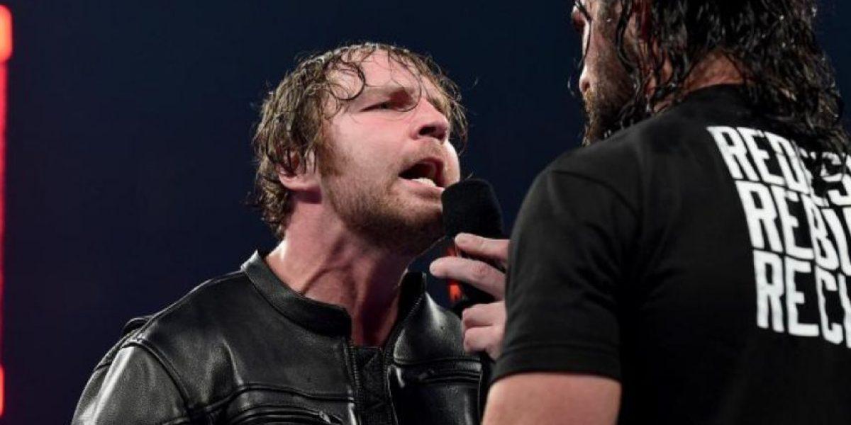 Dean Ambrose hará primera defensa ante ex miembro del