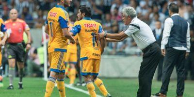 Ricardo Ferretti espera que Gignac siga en Tigres Foto:Getty Images