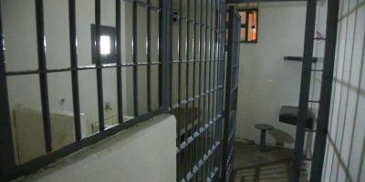 """Imagen de la celda 20 en el penal del Altiplano, por donde se fugó """"El Chapo"""" el 11 de julio de 2015"""