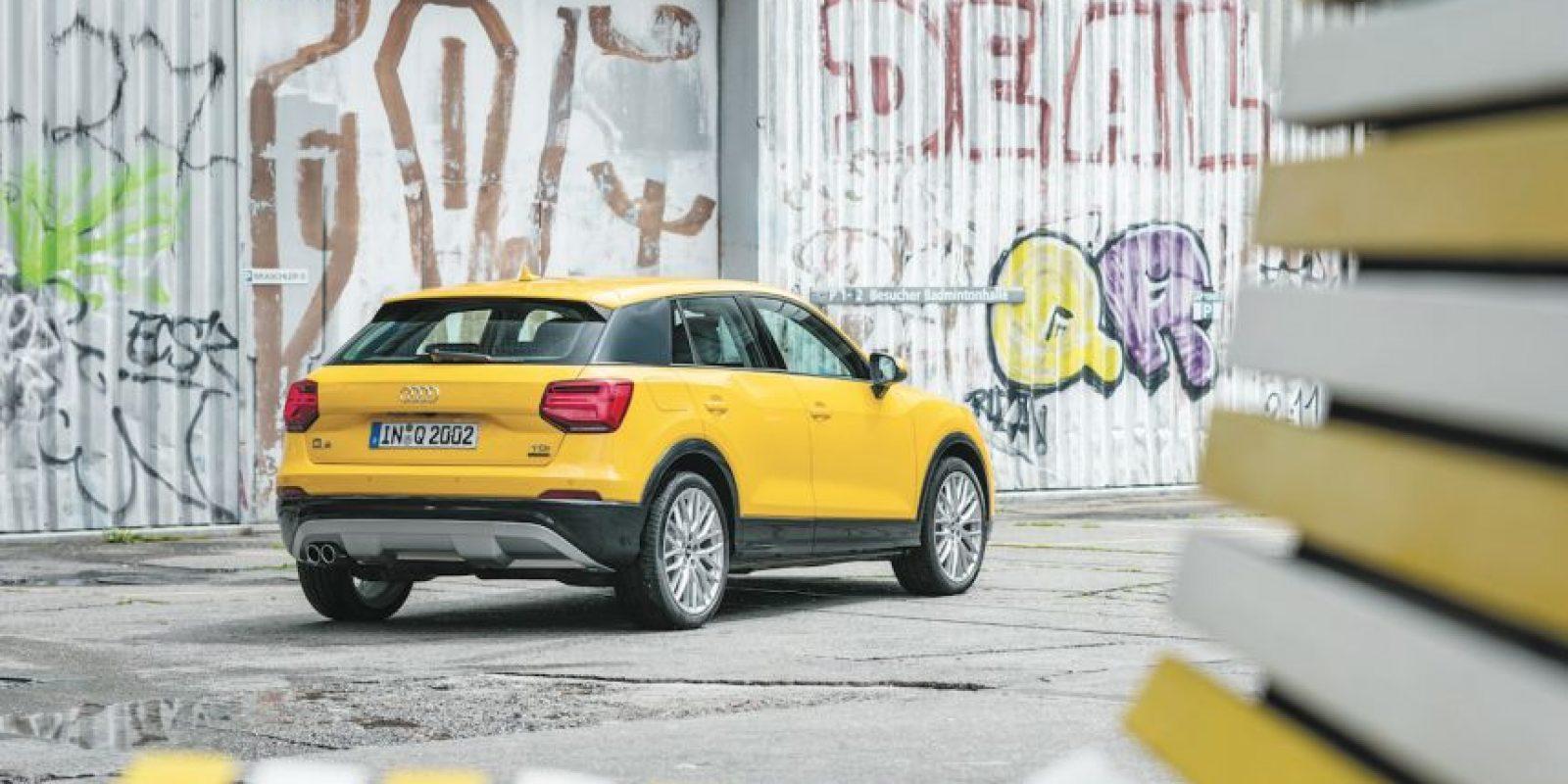 Su imagen moderna y su eficiente desempeño en el asfalto y fuera de él son las cartas fuertes de la pick up Saverio. Foto: Volkswagen