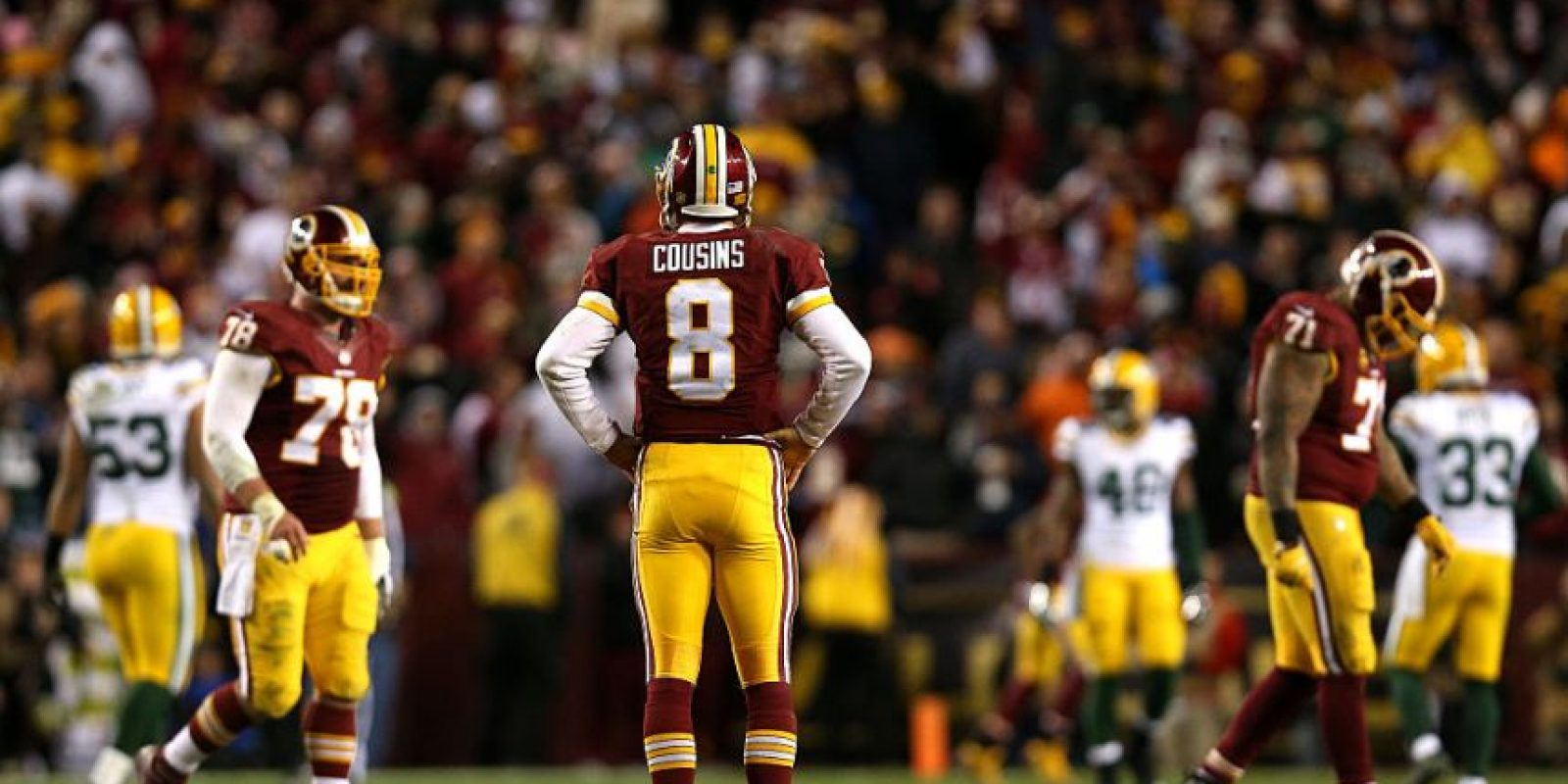 8.- Washington Redskins-fútbol americano (2.800) Foto: Getty Images