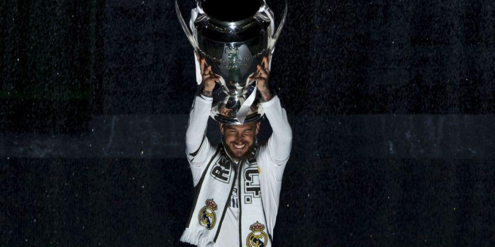 Pese a ganar la Champions League, no pudieron mantenerse en el primer lugar y su valor es de 3.650 millones Foto:Getty Images