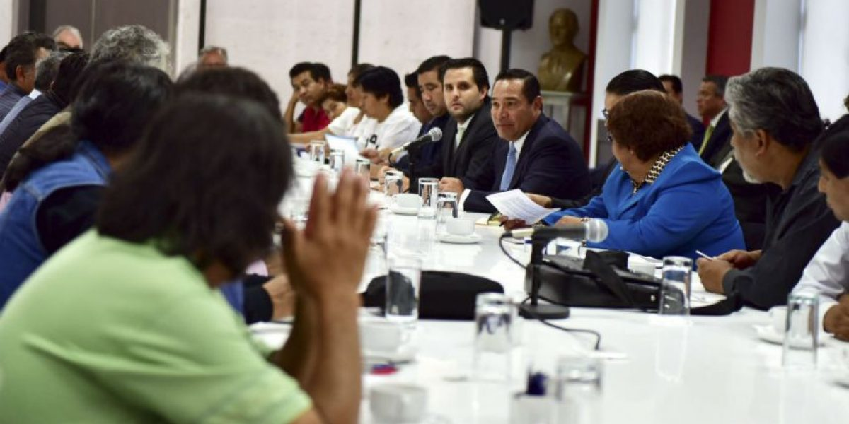 CNTE reprocha falta de respuestas concretas a Segob