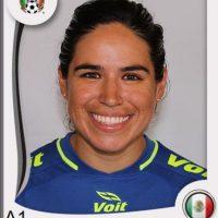 Karen Janett Díaz Medina.- Las tres mujeres que debutarán como árbitros en el Apertura 2016 Foto:Femeffut.org.mx